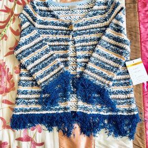 Cupio knit jacket XS size brand new 🎀🛍🎁